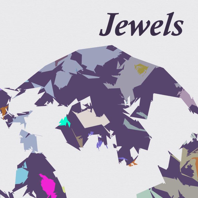 Jewels spot art